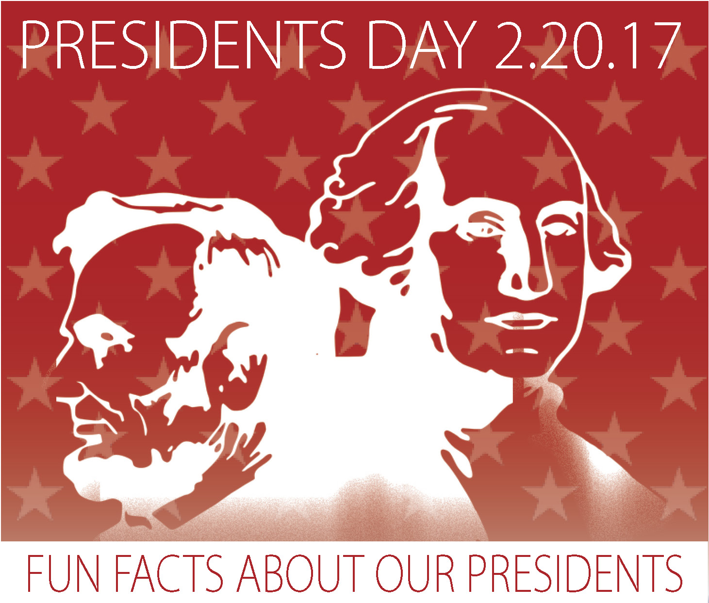 Fun facts about our presidents presidents day for Fun facts about the presidents